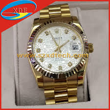 replica rolex watches cool design golden color xd w65 china
