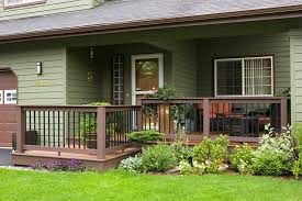 front porch decks materials doherty house durable and