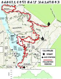 World Elevation Map by Race Info Badger Cove