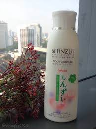 Lulur Shinzui Scrub vindy alyssa review shinzu i cleanser