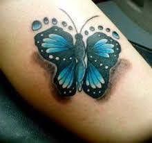 butterfly tattoo with baby footprint i want to use the kids baby foot prints to do the butterflies