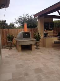 Fire Pit Pizza - garden design garden design with outdoor pizza oven pictures with
