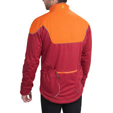 mens mtb jacket mavic ksyrium pro thermo cycling jacket for men save 49