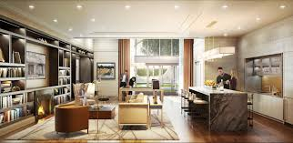 The Living Room Salon Luxury Upper East Side Condos For Sale The Kent U2013 Amenities