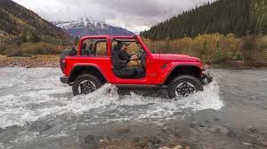 jeep sahara red 2018 jeep wrangler chicago tribune