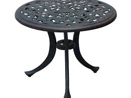 Metal Patio Furniture Retro - patio 46 metal patio table retro patio furniture design image