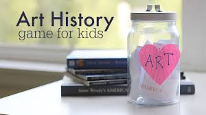 history for activities for adventures in learning