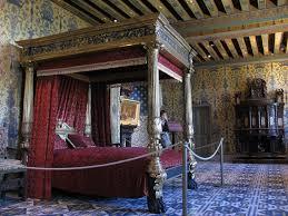 chambre du commerce blois château de blois les appartements royaux la chambre du roi cette