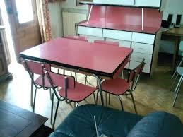 mobilier cuisine vintage table cuisine retro table de cuisine chez but but table cuisine