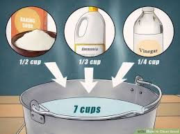 Cleaning White Grout Gorgeous Cleaning White Grout 4 Ways To Clean Grout Wikihow