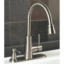 Kitchen Faucet Soap Dispenser Faucet With Soap Dispenser Pull Kitchen Faucet With Soap