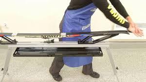 vauhti ski wax hfc fluorinestevoitelu youtube