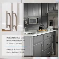 modern kitchen handles for cabinets goldenwarm kitchen cabinet knobs brushed nickel cabinet hardawre drawer pulls 25 pcs modern cabinet handles cabinet door handles