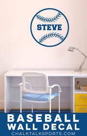 best 25 baseball wall ideas on pinterest boys baseball bedroom deck out your room with our baseball wall decals