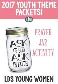2017 lds young women mutual theme activity ideas yw pinterest