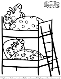giant peppa pig coloring pages coloring pages kids