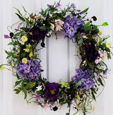 diy hanging outdoor wreaths for front door design ideas u0026 decor