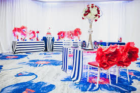 red white and blue wedding decorations 2831