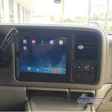 navigation system for a 2001 lexus ls430 premium ipad in dash vehicle integration