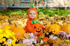 spooky cute halloween baby shower ideas