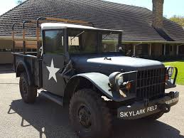 convertible jeep truck m 37 military dodges