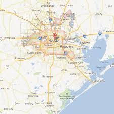 atascocita map houston map tour