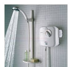 bristan hydropower 1000 xt thermostatic power shower white uk