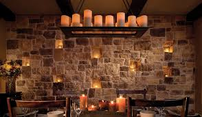 Dining Room Candle Chandelier Rustic Dining Room With Exposed Beam Chandelier Zillow Digs