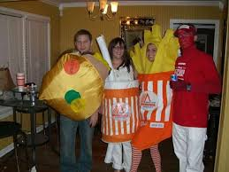 1990 halloween costumes whataburger shares fans u0027 halloween costumes houston chronicle