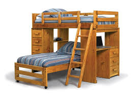 Futon Bunk Bed Plans by Full Over Futon Bunk Bed Cinnamon White Twin Over Full Futon