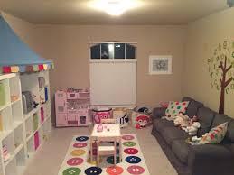 new playroom progress still can u0027t decide on window treatment