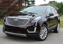 cadillac small suv 2017 cadillac xt5 platinum awd review putting the luxury suv to