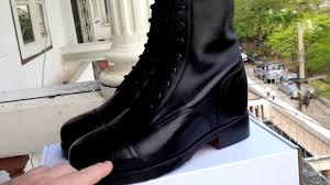 its arrived 5 1 2 to 6 inch elevator shoes boots for men youtube