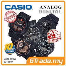 Jam Tangan Casio casio sporty jam tangan casio original modern aeq 100w 110w