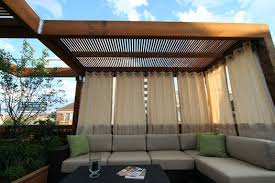 Curtains For Pergola Stylish Privacy On Demand Inc Custom Outdoor Privacy Curtains For