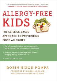 allergy free kids book by robin nixon pompa scoop