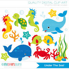 sea animals clipart buscar con google x láminas kids animals1