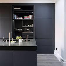 grey kitchen units with black granite worktops grey kitchen ideas 28 decor and design tips using shades