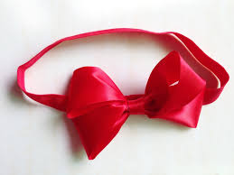 ribbon for hair 2015 new kids big hair bows ribbon snow white bows elastic