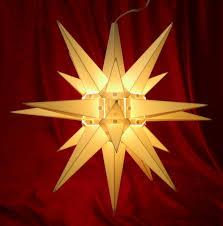 light up star of bethlehem vintage bethlehem star hanging light circa 1950s 60s great estate