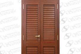 persiana in legno porta persiana in legno alluminio falegnameria scarcella