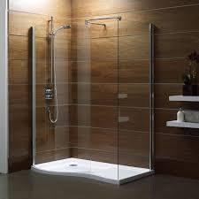 Bathroom Glass Shower Ideas Colors 8 Best Id135 Showers Images On Pinterest Bathroom Remodeling