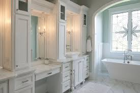 Bathrooms With Freestanding Tubs Traditional Master Bathroom With Vessel Sink By Walker Woodworking