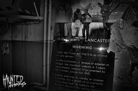lancaster castle ghost hunts ghost hunting events
