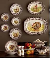 ceramic turkey platter 65 best turkey platters and other china for thanksgiving