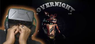 fnaf fan made games for free overnight free roam demo fnaf fan game oculus rift dk2 horror