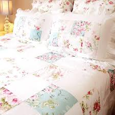 Bhs Duvets Sale Floral Patchwork Bedding Marion Floral Patchwork Quilted Bedding