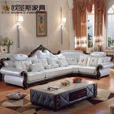 Antique Living Room Furniture Luxury L Shaped Sectional Living Room Furniutre Antique Europe
