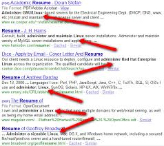 Dice Resume Search Google Search The Asterisk Wildcard And Punctuation Boolean