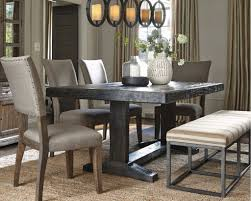 The New Urban Farmhouse Chic Ashley Furniture HomeStore - Ashley furniture dining table images